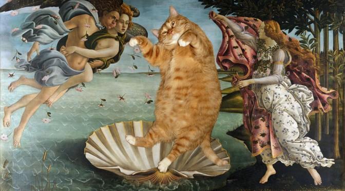 Kunstige kat Zarathustra