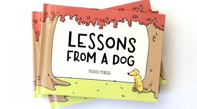 Vijf lessen die je hond jou kan leren