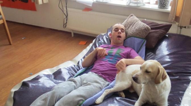 Honden Dogs on Tour maken verstandelijk beperkten gelukkig