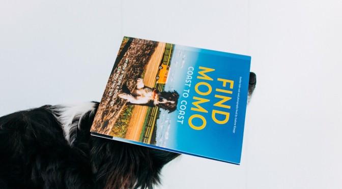 Canadese fotograaf doet 'Waar is Wally' met hond